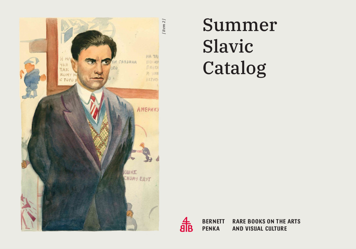 Summer Slavic Catalog