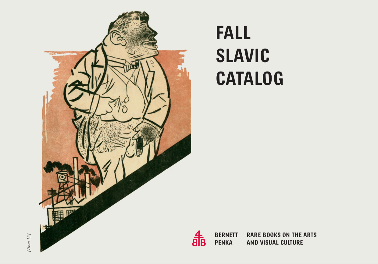 Fall Slavic Catalog