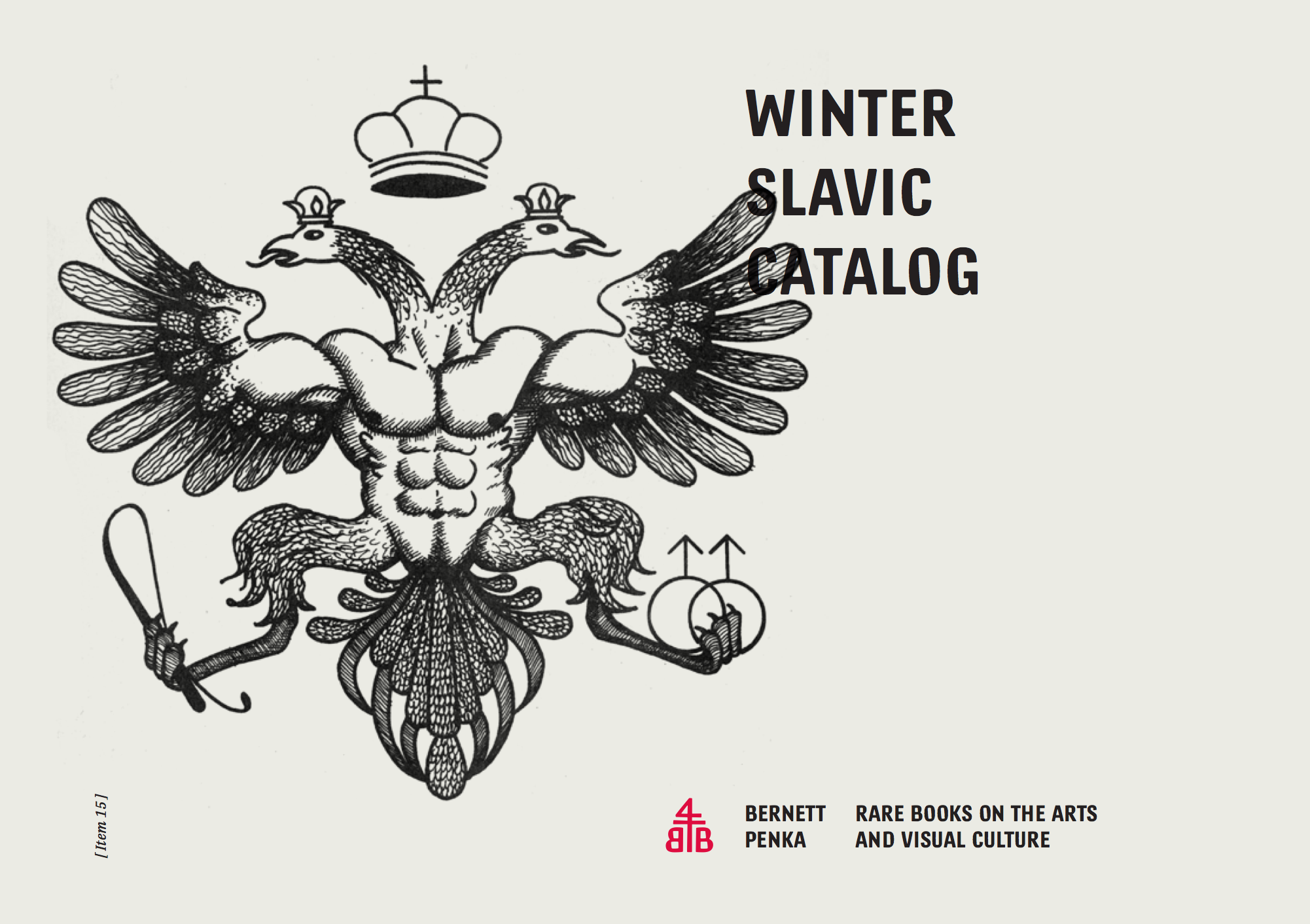 Winter Slavic Catalog