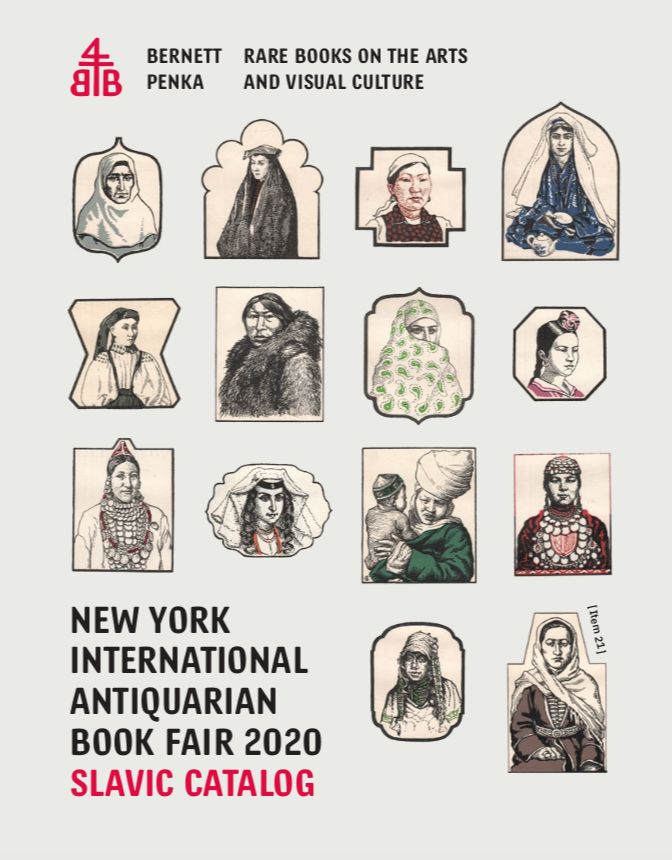New York Book Fair Slavic Catalog