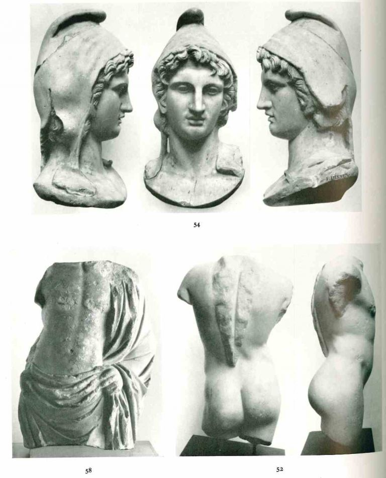 A Catalogue of the Greek and Roman Sculpture. Cambridge. Fitzwilliam Museum.