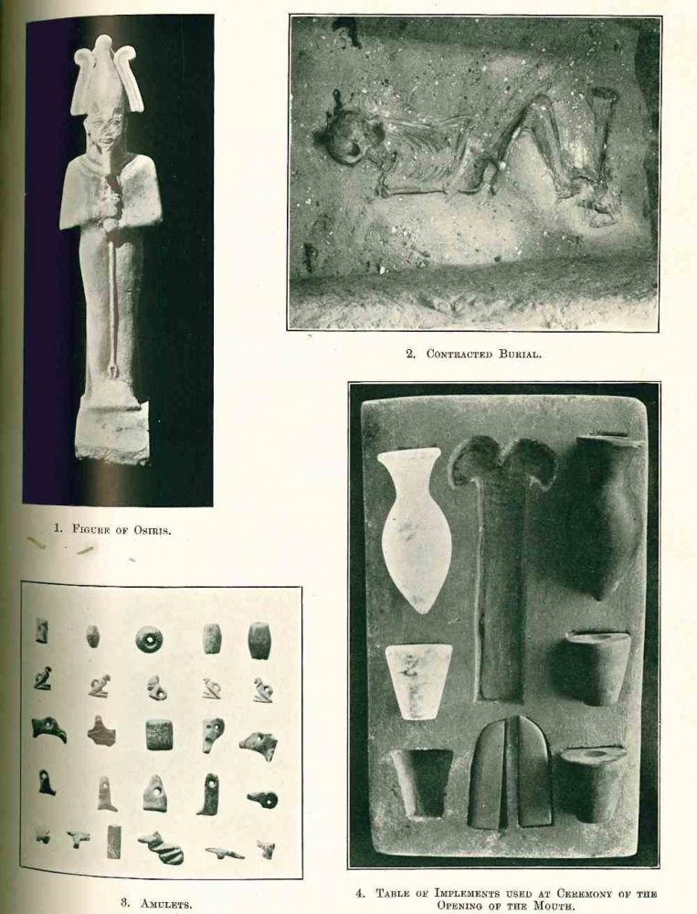 Archaeological Report. Egypt Exploration Fund.