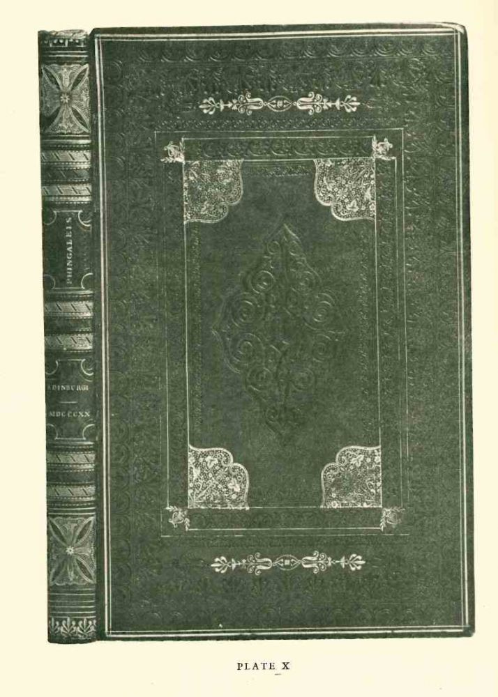 Bookbinders of the United Kingdom (Outside London), 1780-1840. Charles Ramsden.