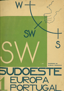 Sudoeste: Cadernos de Almada Negreiros. No. 1 (June 1935) through No. 3 (November 1935). (All published)?