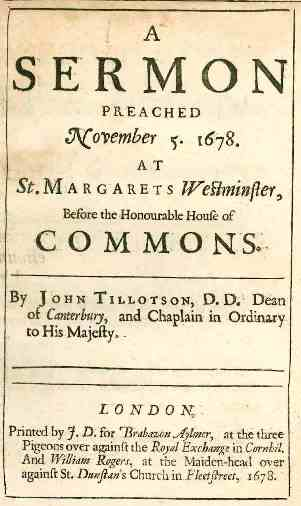 Collection of British Religious Pamphlets, ca. 1790-1870.