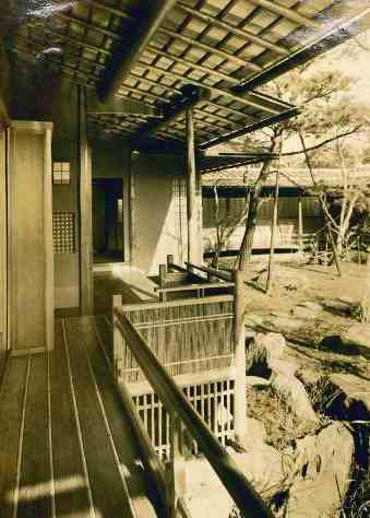 Japanese Album of Photographs Showing the Construction of the Atelier of Kodama Kibo and a Teahouse for Yamada Soyu.