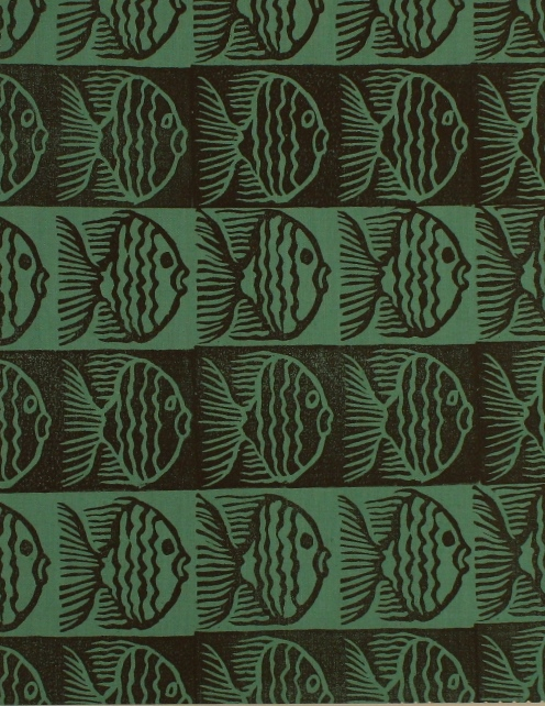 Applied Design: Blockprinted Textiles. An Educational Service Prepared by the Milwaukee WPA Handicraft Project. Milwaukee.- Milwaukee WPA Handicraft Project.