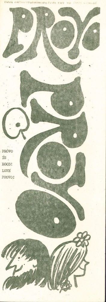 Provo, no. 1 (all published). Parallel edition.