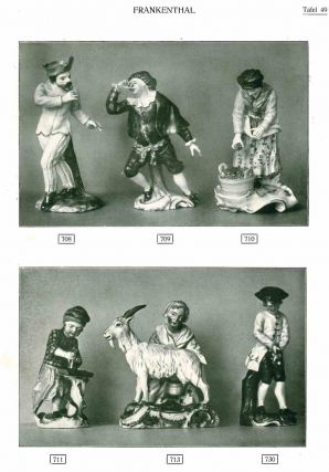 Das Europaische Porzellan des Bayer. Nationalmuseums. Munich. Bayerisches Nationalmuseum