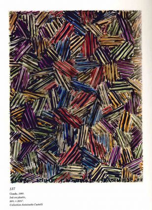 Jasper Johns: Drawings 1954-1984. David Shapiro, Christopher Sweet
