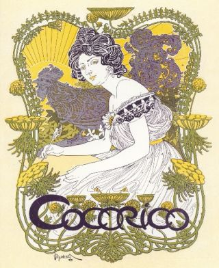 Cocorico. Year 1, no. 1 (Dec. 31, 1898) through year 5, no. 63 (May 1, 1902) (complete first series).