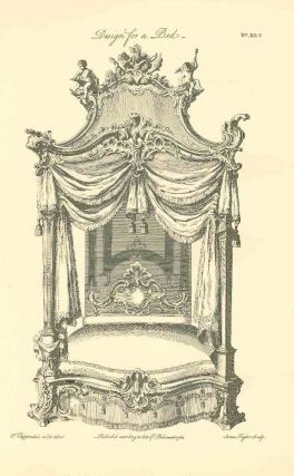 The Gentleman and Cabinet Maker's Director; A Gallery of Chippendale Furniture and a Sketch of Chippendale's Life and Works.