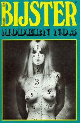 Bijster. Year 1, No. 1 (1969) through Year 1, No. 6 (May/June 1970). (All published).
