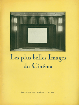 Les Plus Belles Images du Cinema. Georges Lambrichs