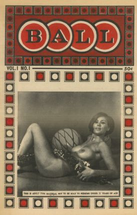 Ball. Vol. I, no. 1 (1969