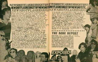 Twisted. First Issue Subtitled: Another Rock 'N' Roll Magazine. No. 1 (July 1977) through 3 (March 1978) (all published).