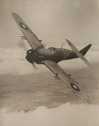 """Wings Over The Waves. Collection of 110 Exhibition Display Photographs and a Presentation Album for """"Wings Over the Waves: Naval Aviation Exhibition,"""" Leeds, 1945."""