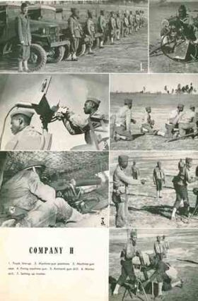 Pictorial History Three Hundred Sixty Seventh Infantry: Army of the United States, 1942.
