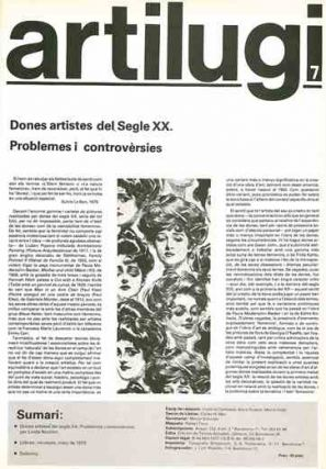 Artilugi. Nos. 1 (December 1977) through 14 (March 1982) (all published).