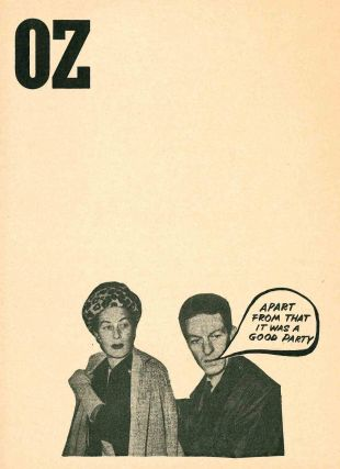 Oz. No. 1 (April 1963) through No. 41 (February 1969) (all published).