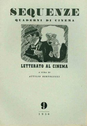 Sequenze. Quaderni di Cinema. Year I, No. 1 (September 1949) through Year II, No. 13-14 (January-June 1951) (all published).
