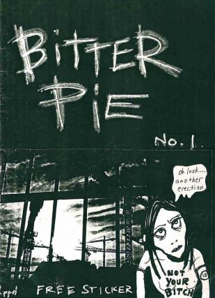 Bitter Pie. No. 1 (June 1998) through No. 8 (November 2000).