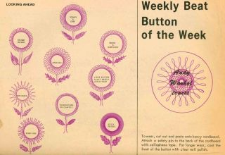Weekly Beat. Vol. I, No. 1 (14 April 1967) (all published?)