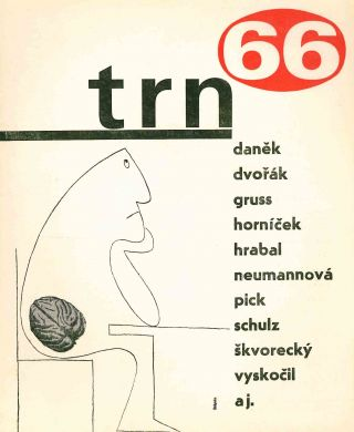 Trn: Humoristický Ob asník [The Thorn: A Humorous Periodical]. Vol. I, No. 1 (1966) through...