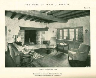 Country Houses: The Work of Frank J. Forster A.I.A.