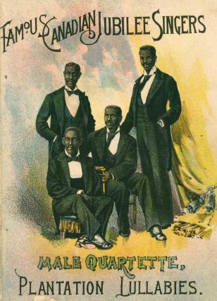 Collection of Late 19th and Early-to-Mid 20th Century Black Americana Sheet Music.