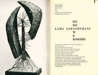 Diameter. A Magazine of the Arts. No. 1 (March 1951) through No. 2 (April 1951) (all published).