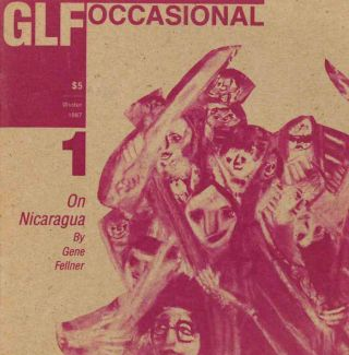 GLF Occasional. No. 1 (Winter 1987) through No. 3 (Winter 1988) (all published