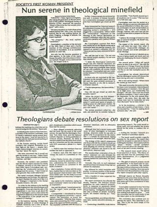 Archive of Ephemera and Material Related to the Protestant Episcopal Church's Task Force on Homosexuality.