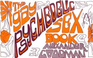 The Gay Psychedelic Sex Book: Collages and Limericks. Alexander Goodman, George Haimsohn.
