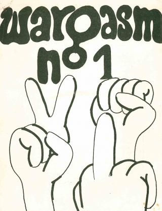 Wargasm. No. 1 (1971) through No. 2 (1971) (all published
