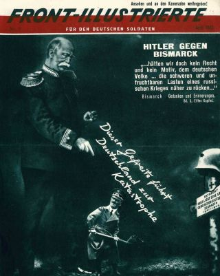 Front-Illustrierte: Für den Deutschen Soldaten. No. 7 (April 1942) through No. 91/92 (December 1944).