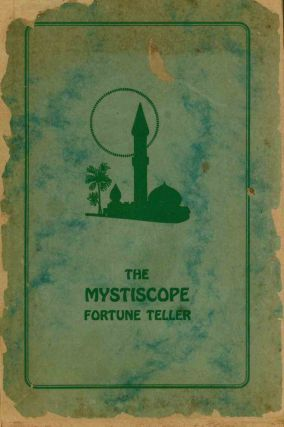"The ""Mystiscope"" Fortune Teller - The Device That Thinks"