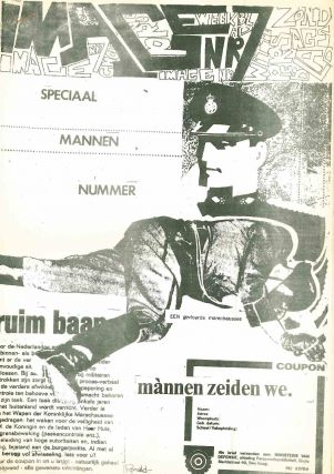 Image. Witte Pers Zondagsblad. Nos. 1 (8 July 1966) through No. 8 (24 September 1966) (all published).