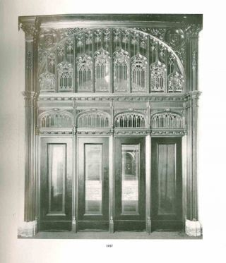 Ornamental Iron & Bronze. Executed by the Winslow Bros. Company, Chicago. Chicago.- The Winslow...