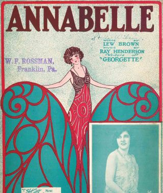 Collection of Early 20th Century Sheet Music