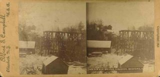 Stereoviews of Cleveland, Ohio.