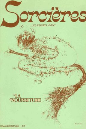 Sorcières: Les Femmes Vivent. No. 1 (1976) through No. 24 (1981/1982) (all published