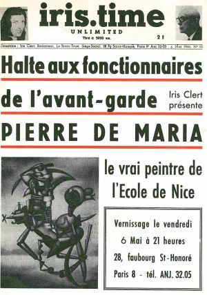 Iris-Time Unlimited. No. 1 (6 October 1962) through No. 46 (April 1975) (all published).