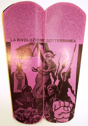 Get Ready: Periodico Fatto a Mano. Nos. 0 through 4 (1972) (all published).