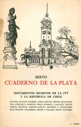 Cuaderno de la Plata. No. 1 (October 1968) through No. 7 (November 1972) (all published
