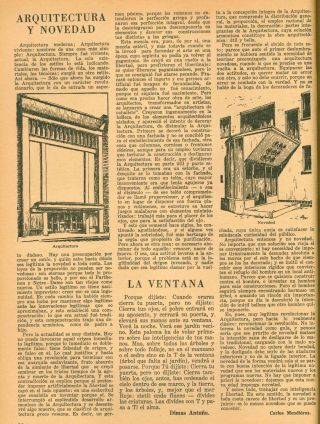 Revista Número. Sí, Sí; No, No. Numbers 1 (January 1930) through 23/24 (December 1931) (all...