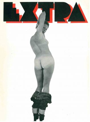 Extra. Ein Kunstmagazin - An Art Magazine. No. 1 (July 1974) through No. 5 (July 1975) (all...