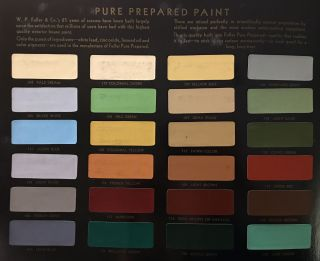 Color in the Home: Suggestions for Interior and Exterior Decorating.