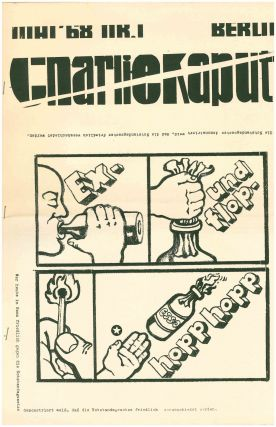 Charlie Kaputt. Vol. I, nos. 1-4 (May, June, and December 1968) (all published).