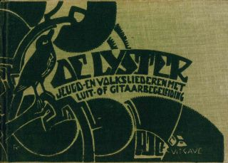 Collection of Twenty Works Designed by Dutch Socialist Graphic Artist Fré Cohen, 1923–1936